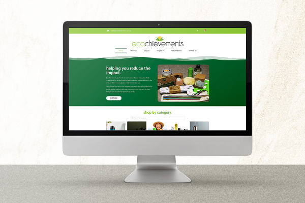 ecochievements- townsville-darwin-website design