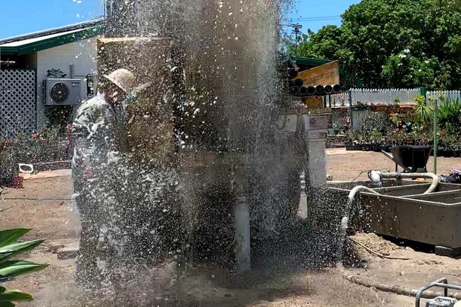 Water Bore Drilling